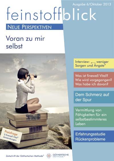 Feinstoffblick Ausgabe 06